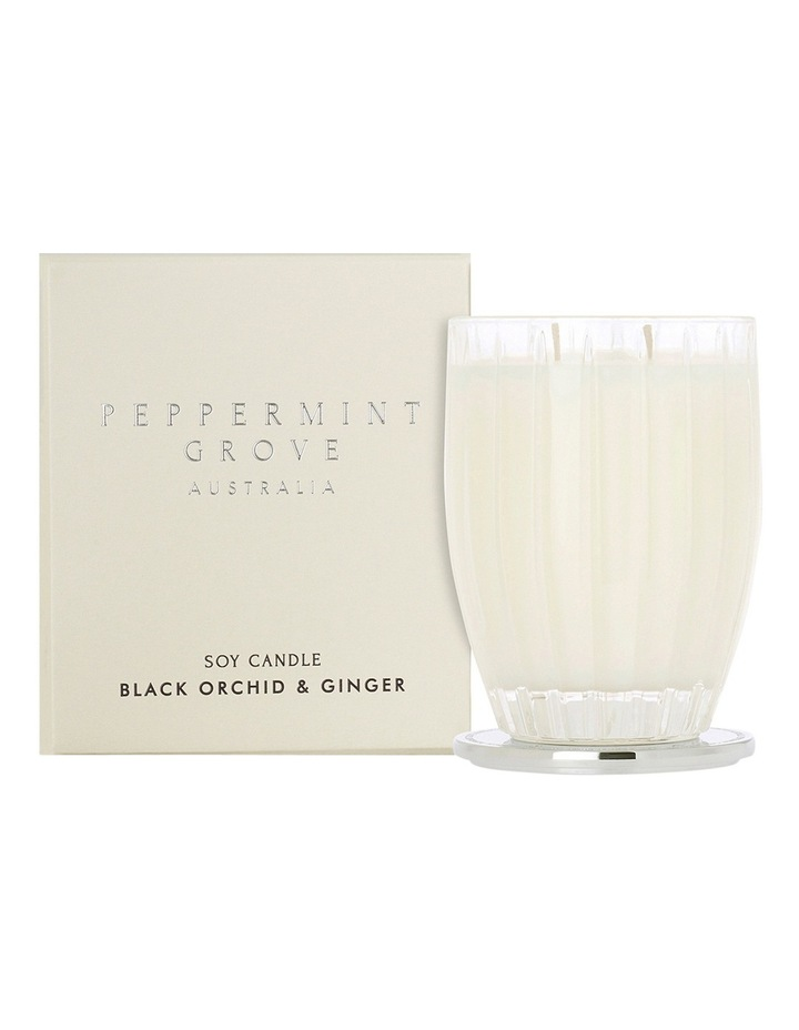 Black Orchid & Ginger Large Candle image 1