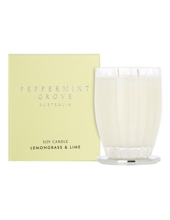 Lemongrass & Lime Large Candle image 1