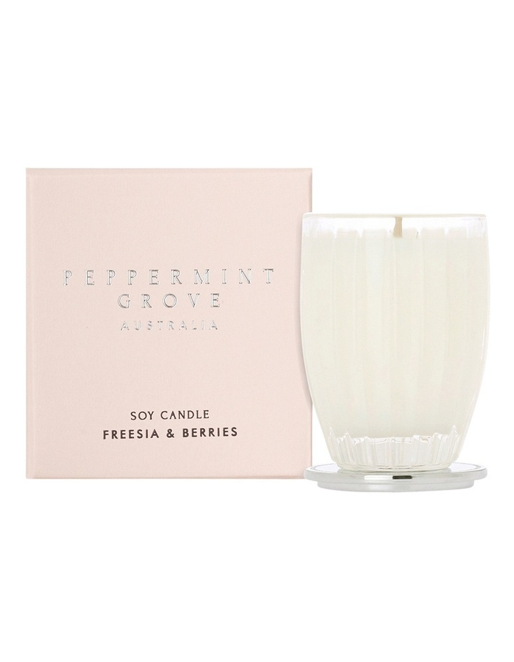 Freesia & Berries Small Candle image 1