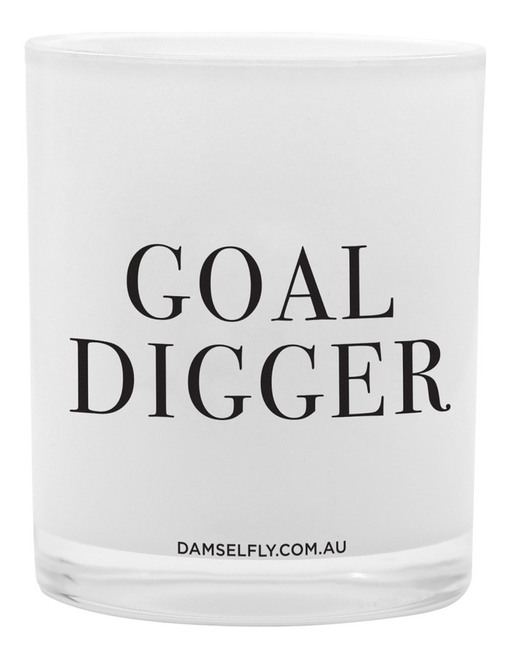 Goal Digger - Large Candle image 1