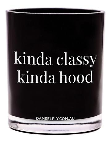 0ea64260a DamselflyKinda Classy Kinda Hood - Large Candle. Damselfly Kinda Classy  Kinda Hood - Large Candle