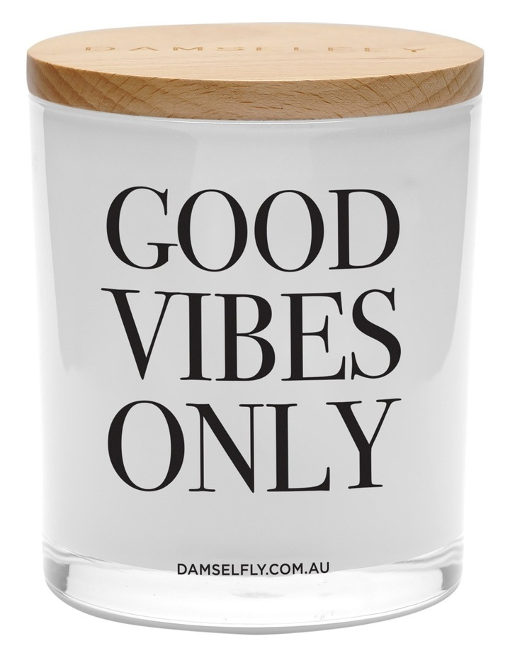 Good Vibes - XL Candle image 1