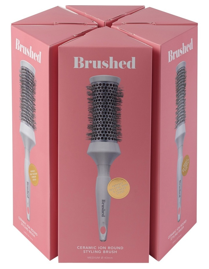 Medium 43mm Barrel Styling Brush image 2
