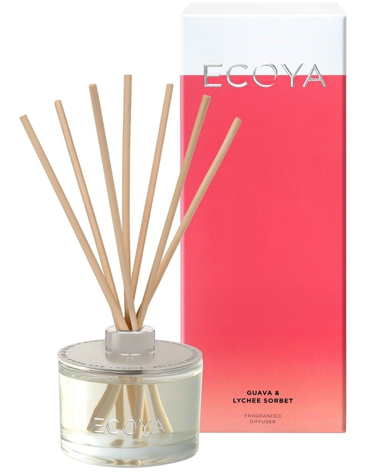 Guava & Lychee Sorbet Reed Diffuser image 1