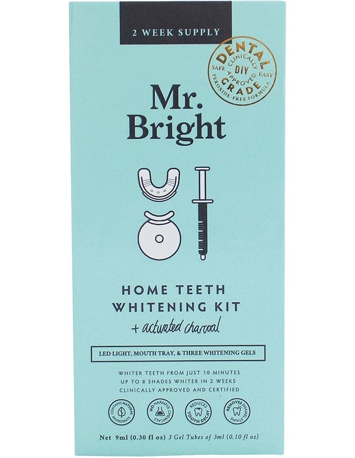 Charcoal Teeth Whitening Kit image 1