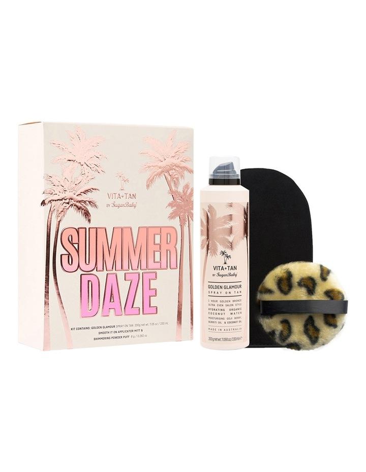 Vita+Tan Summer Daze Golden Glamour Kit image 1