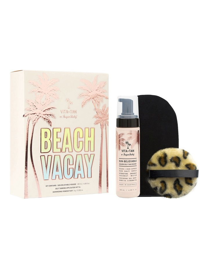 Vita+Tan Beach Vacy Sun-Believable Kit image 1