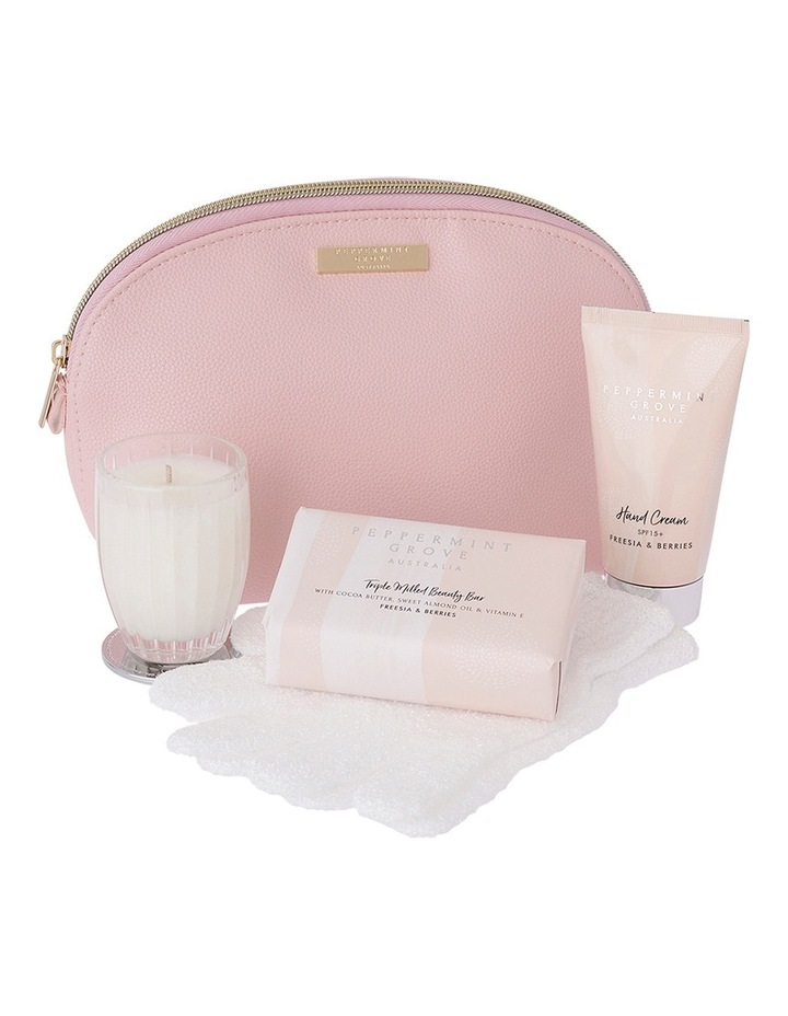 Freesia & Berries - Beauty Bag Gift Set image 1