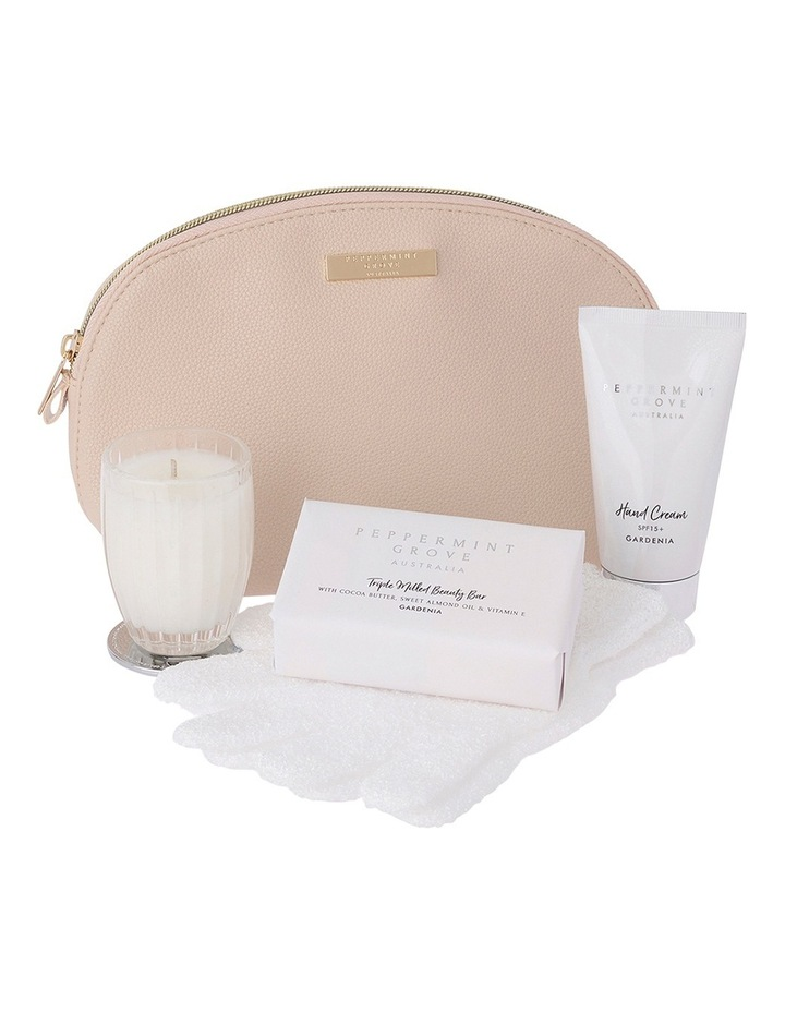 Gardenia - Beauty Bag Gift Set image 1