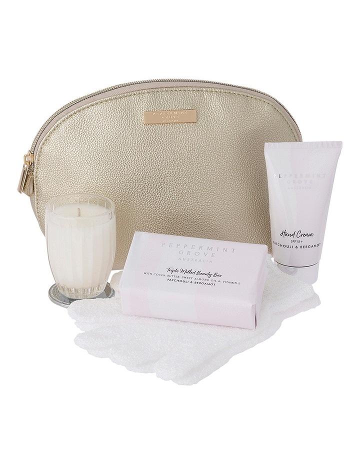 Patchouli & Bergamot - Beauty Bag Gift Set image 1