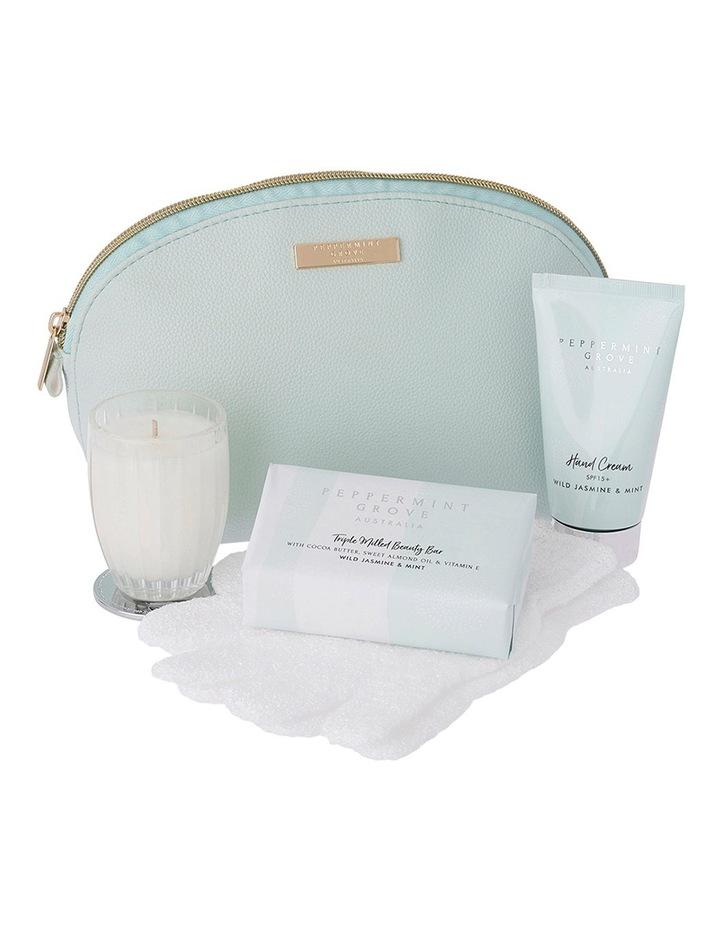Wild Jasmine & Mint - Beauty Bag Gift Set image 1