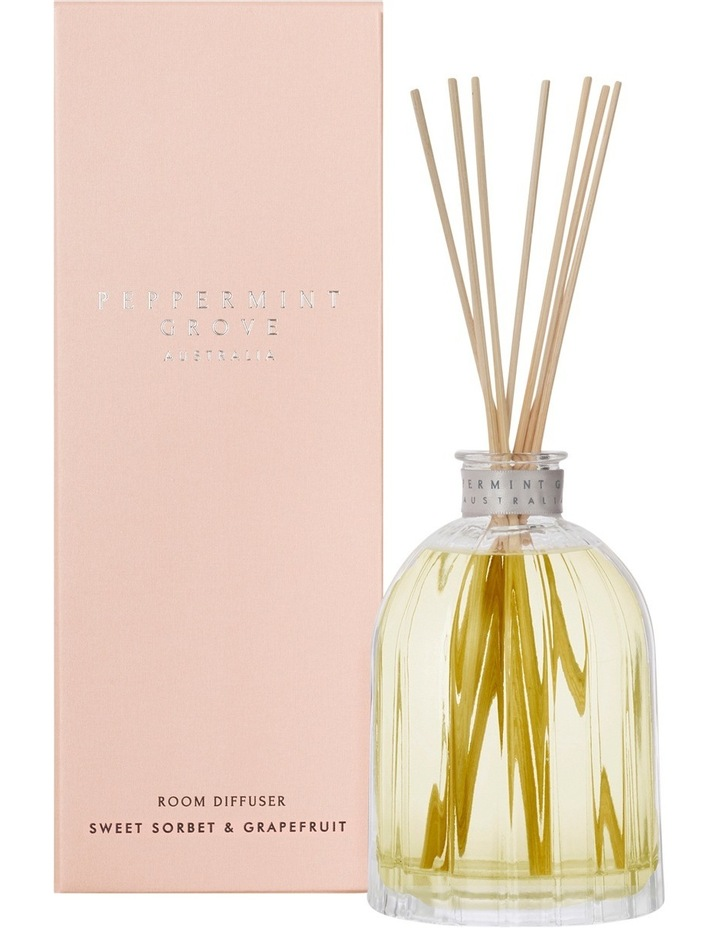 Sweet Sorbet & Grapefruit - Diffuser 350ml image 1