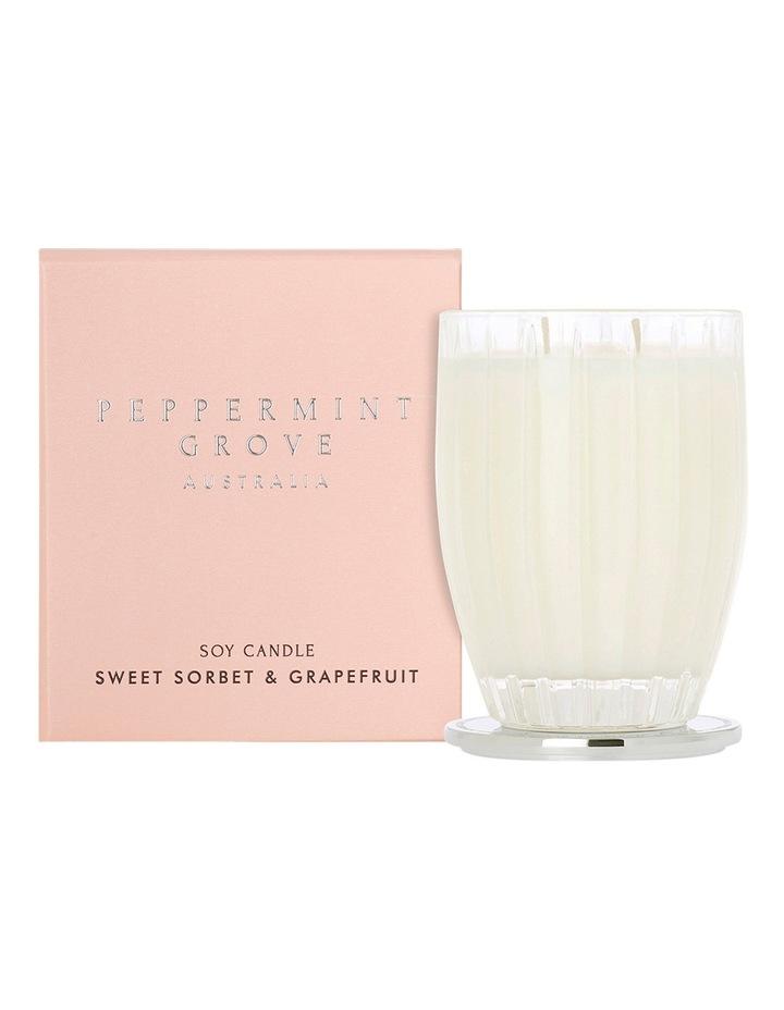 Sweet Sorbet & Grapefruit  - Candle 350g image 1