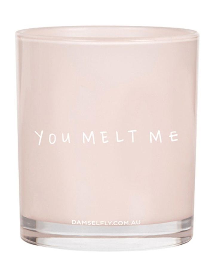 You Melt Me Candle image 1