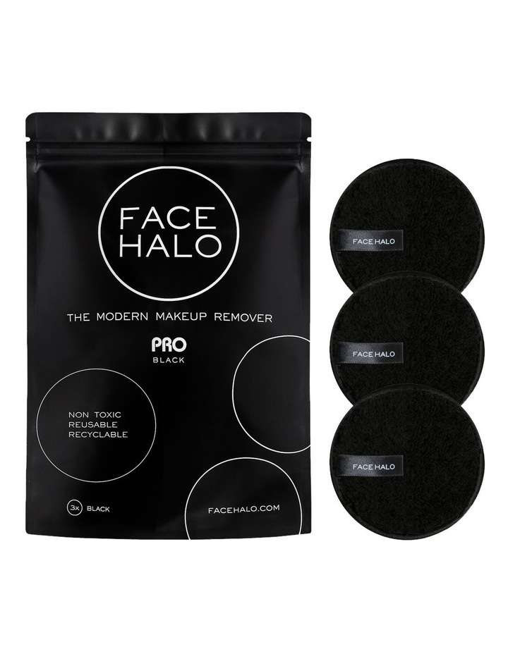 Face Halo PRO Makeup Remover 3-Pack image 1
