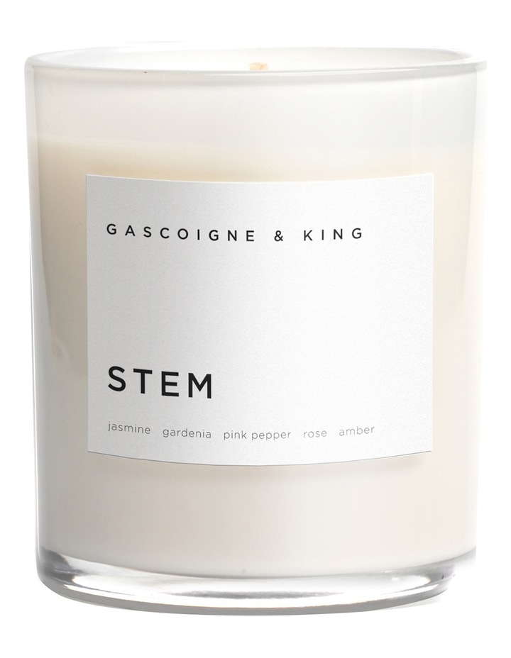 Stem Soy Wax Candle image 1