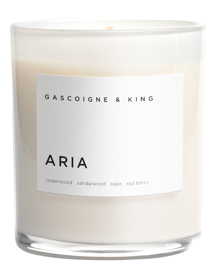 Aria Soy Wax Candle image 1