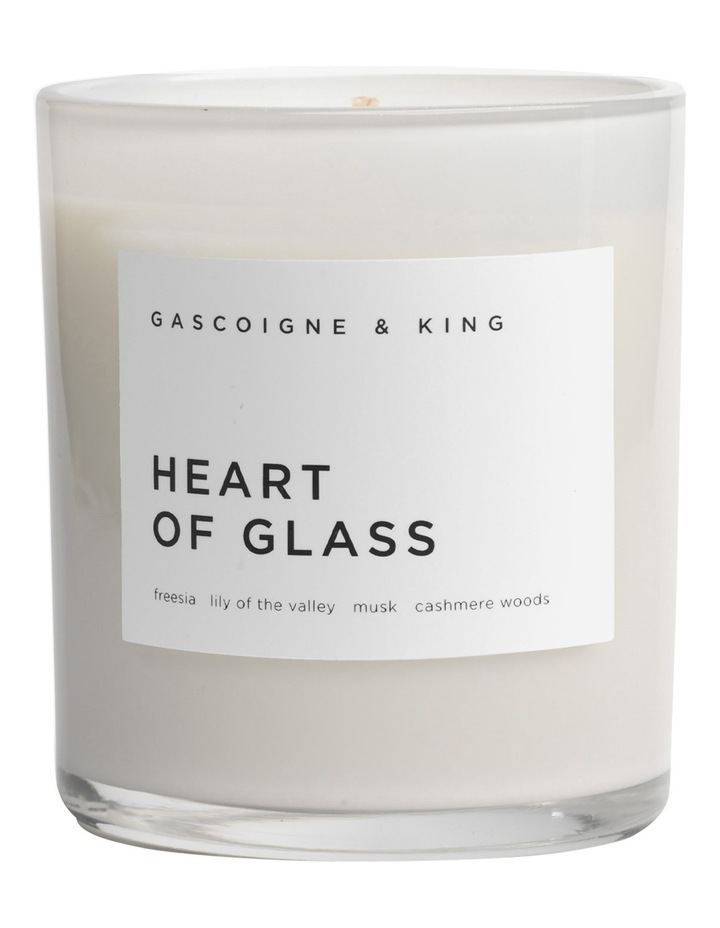 Heart Of Glass Soy Wax Candle image 1