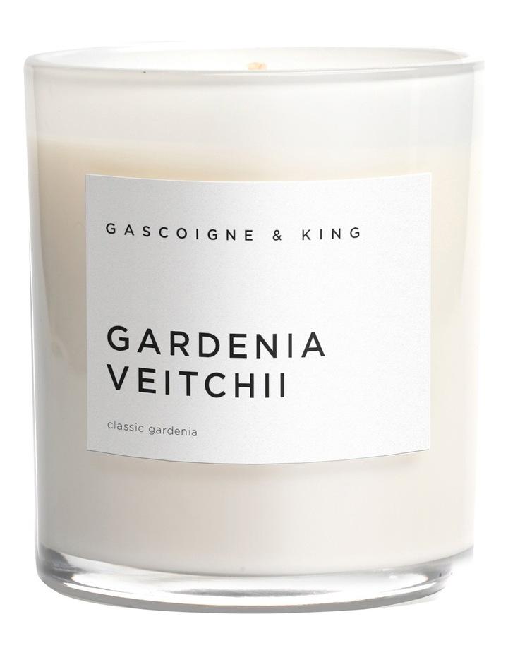 Gardenia Veitchii Soy Wax Candle image 1