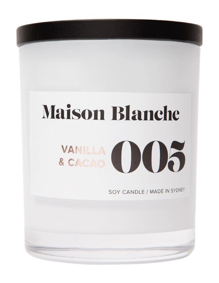 Vanilla & Cacao Candle Large image 1