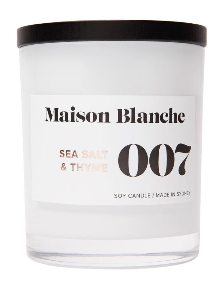 Sea Salt & Thyme Candle Large image 1