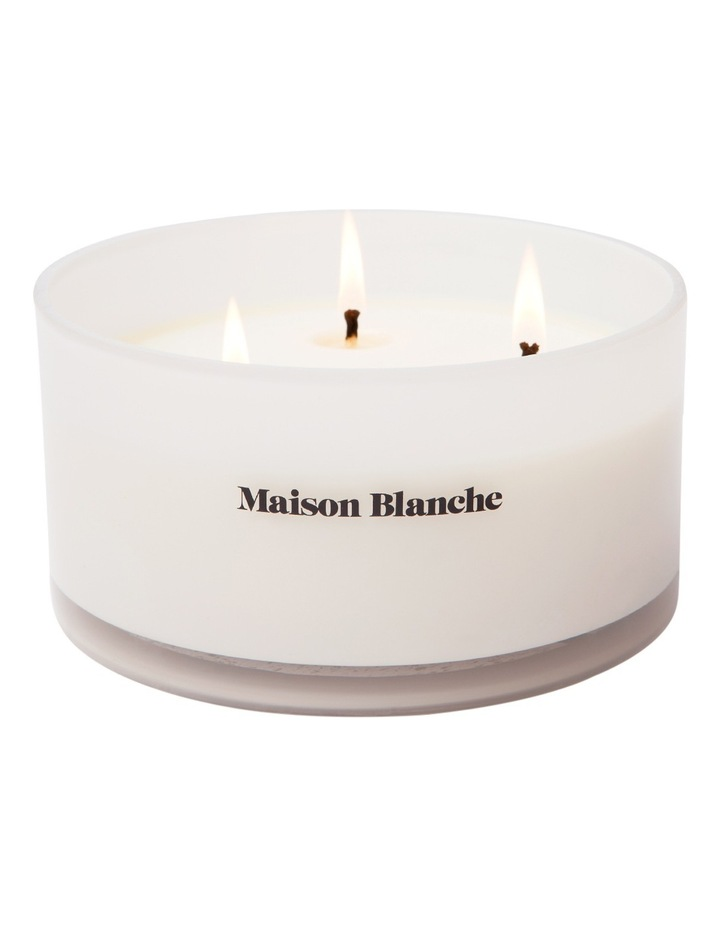 Paperwhite & Clementine Candle Deluxe image 2