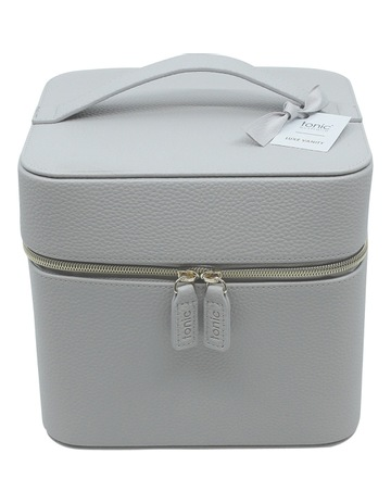 4ccfb73ff8d5 Tonic Luxe Vanity Dove Cosmetic Bag