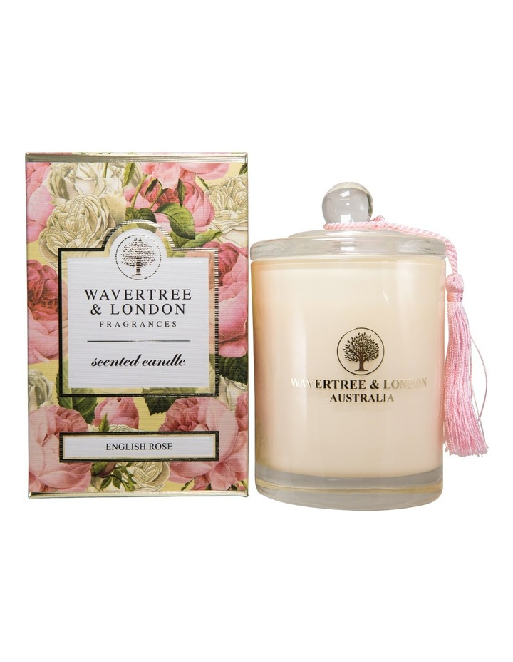 English Rose Candle image 1