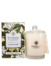 Frangipani and Gardenia Candle