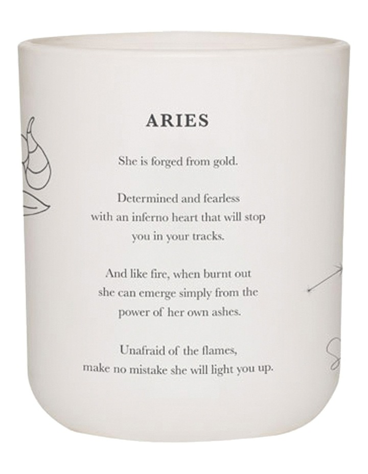 Aries Candle 300g image 3