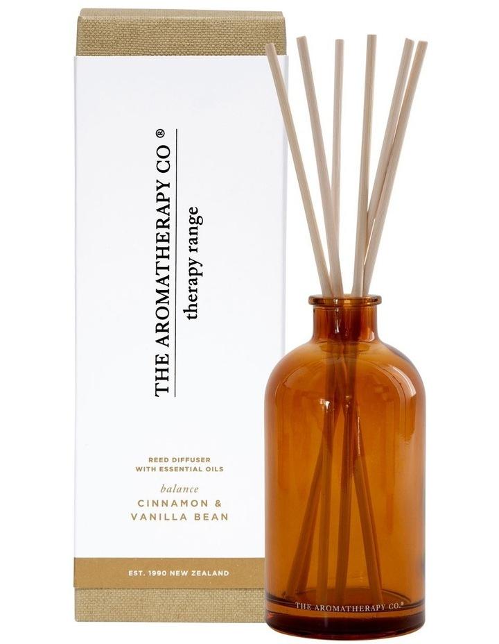 Therapy Diffuser Balance Cinnamon & Vanilla Bean image 1