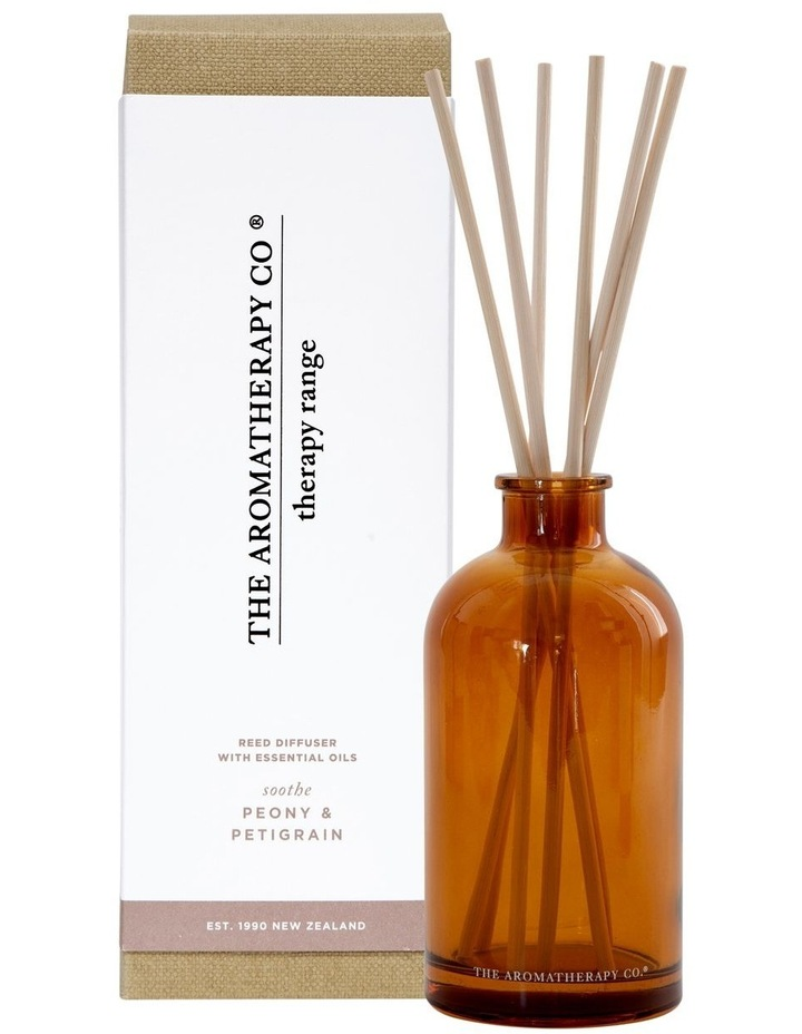 Therapy Diffuser Soothe Peony & Petigrain image 1