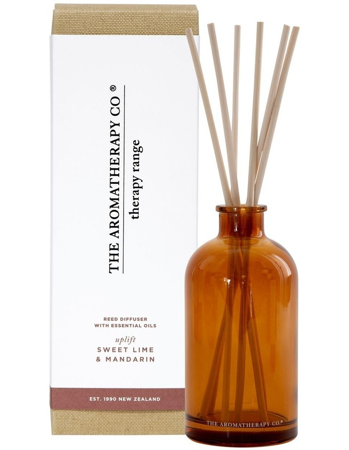 Therapy Diffuser Uplift Sweet Lime & Mandarin image 1
