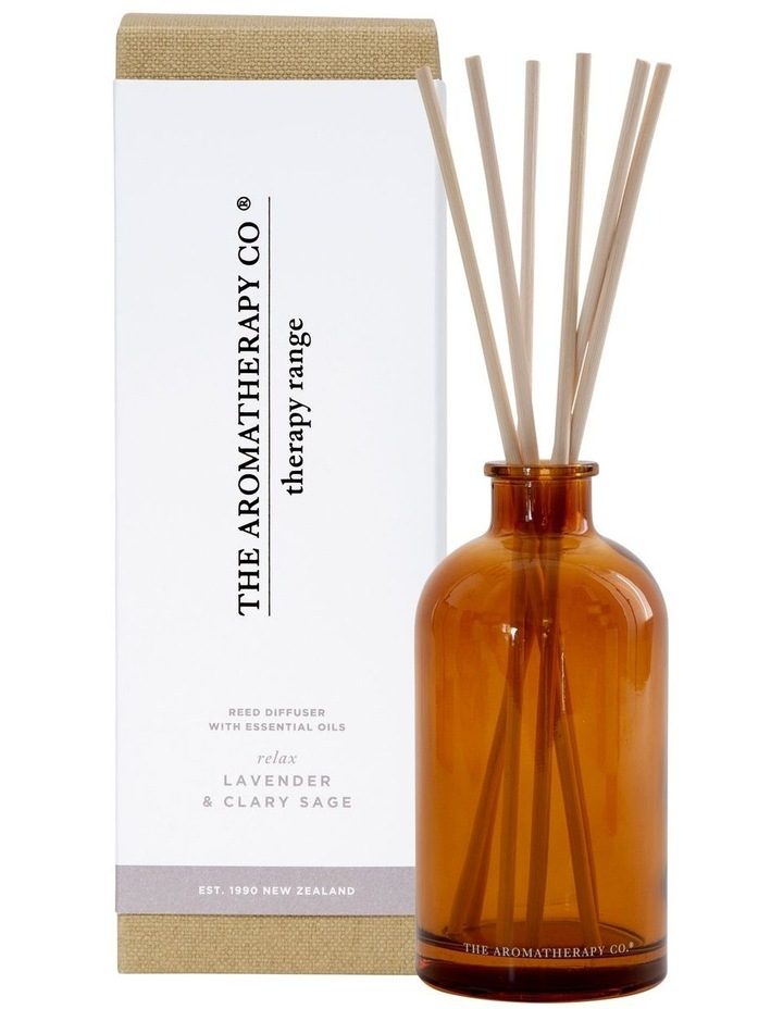Therapy Diffuser Relax Lavender & Clary Sage image 1
