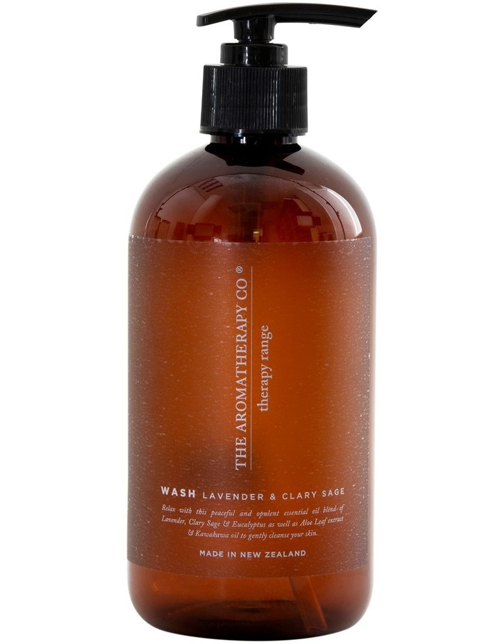 Therapy Hand & Body Wash RelaxLavender & Clary Sage image 1
