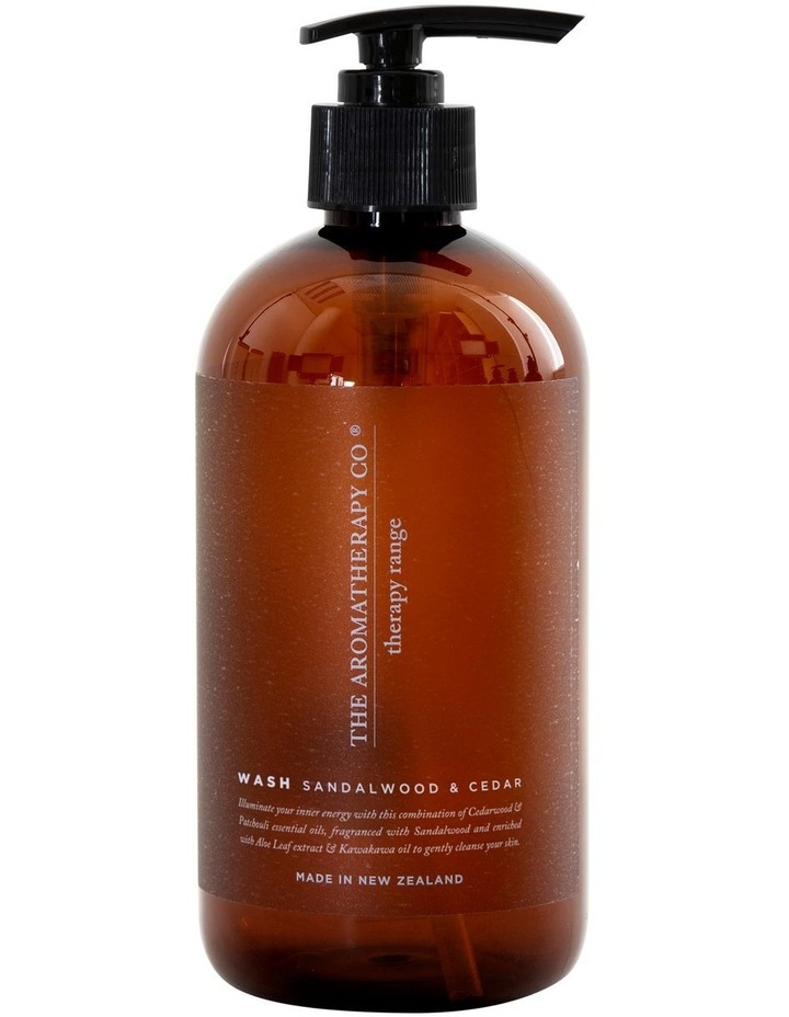 Therapy Hand & Body Wash StrengthSandalwood & Cedar image 1