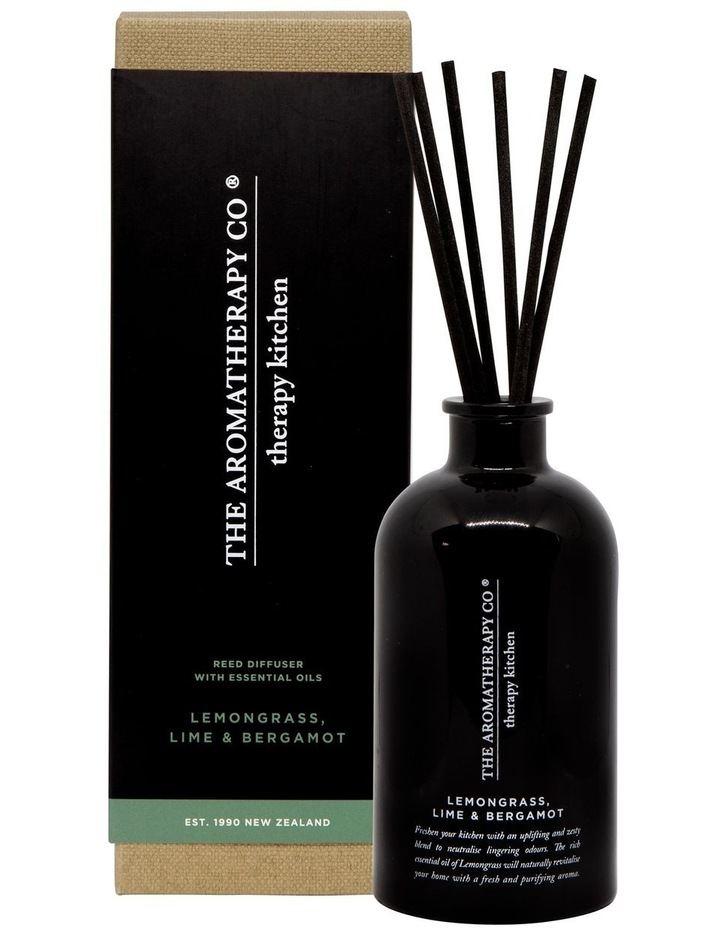 Therapy Kitchen Diffuser Lemongrass Lime & Bergamot image 1
