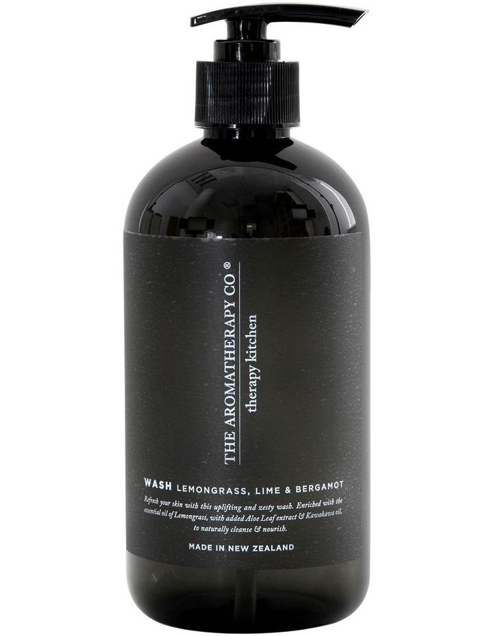 Therapy Kitchen Hand Wash Lemongrass Lime & Bergamot image 1