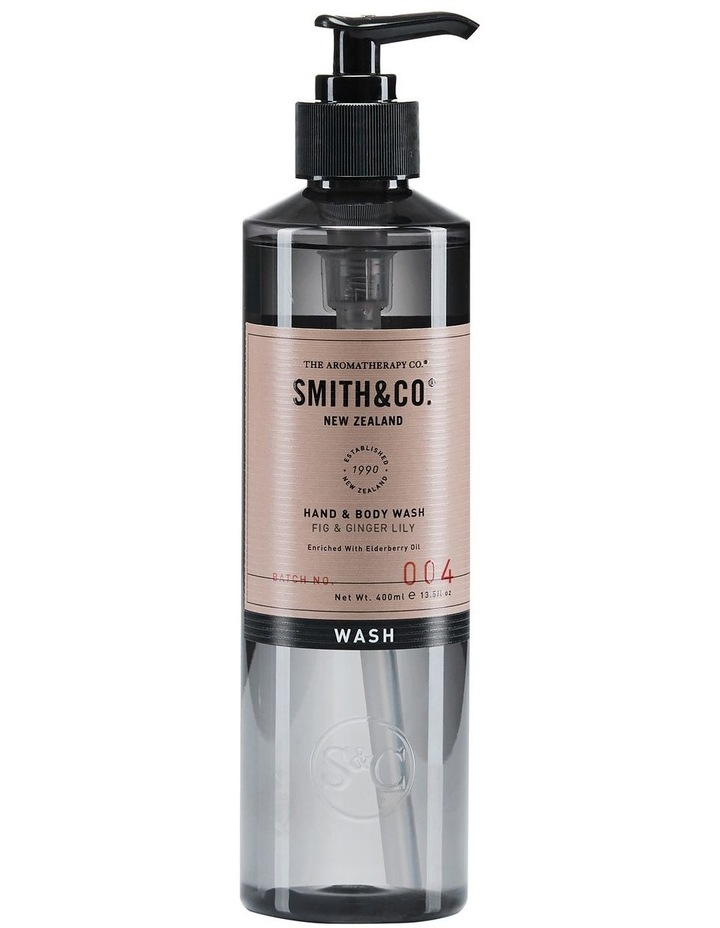 Smith & Co Hand & Body Wash Fig & Ginger Lily image 1