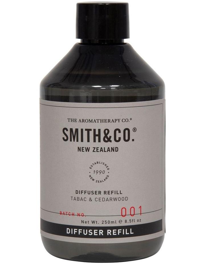 Smith & Co Diffuser Fluid Refill Tabac & Cedarwood image 1