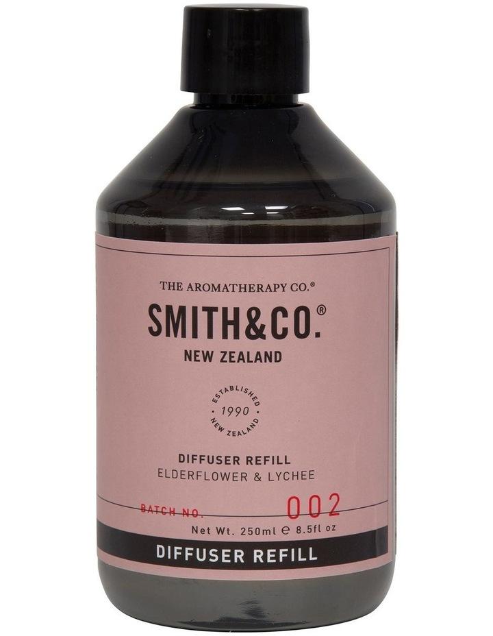 Smith & Co Diffuser Fluid Refill Elderflower & Lychee image 1