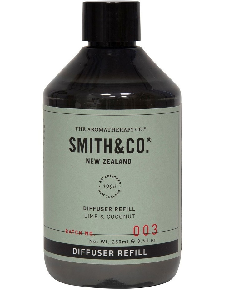 Smith & Co Diffuser Fluid Refill Coconut & Lime image 1