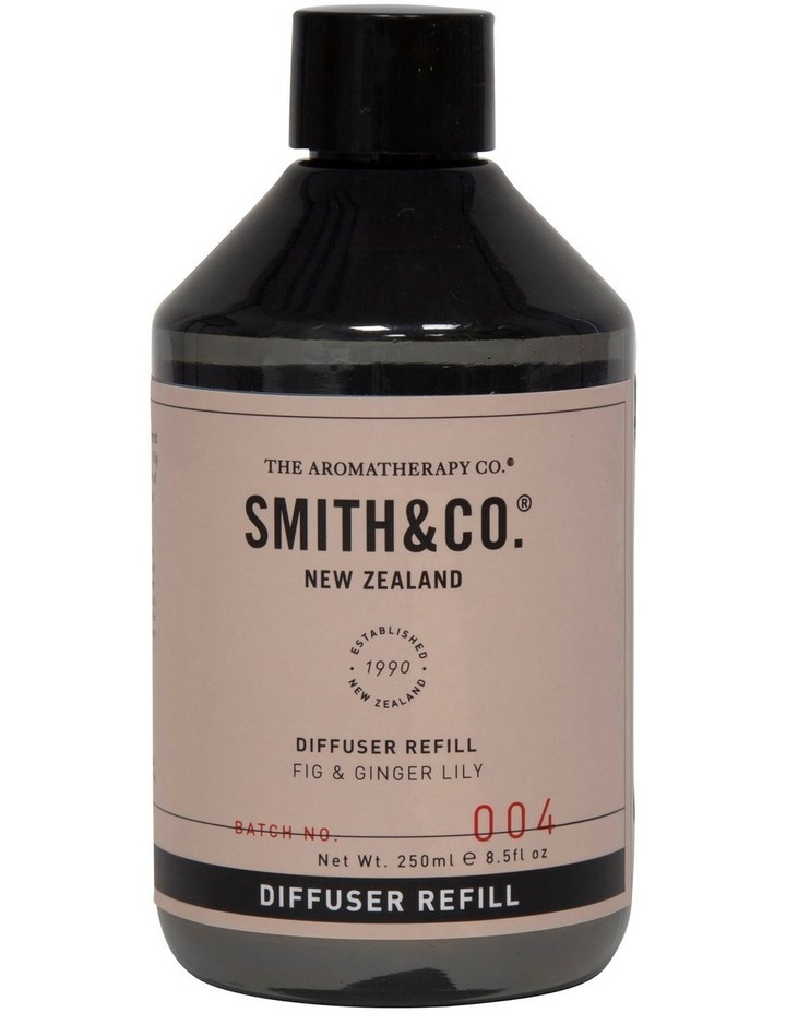 Smith & Co Diffuser Fluid Refill Fig & Ginger Lily image 1