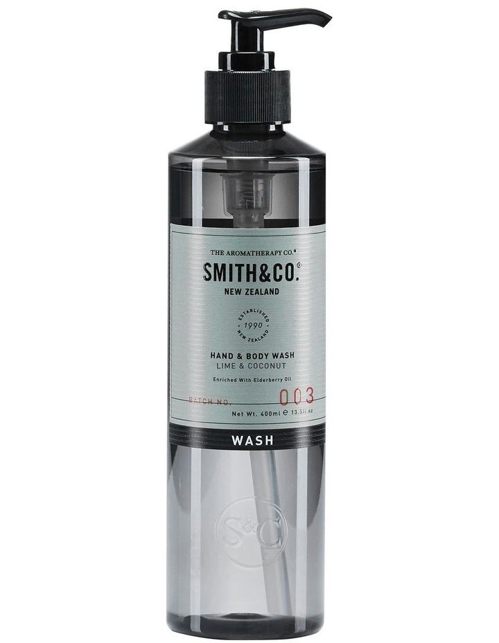 Smith & Co Hand & Body Wash Lime & Coconut image 1
