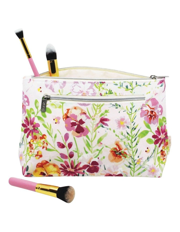 Large Cosmetic  Bag Morning Bloom image 2