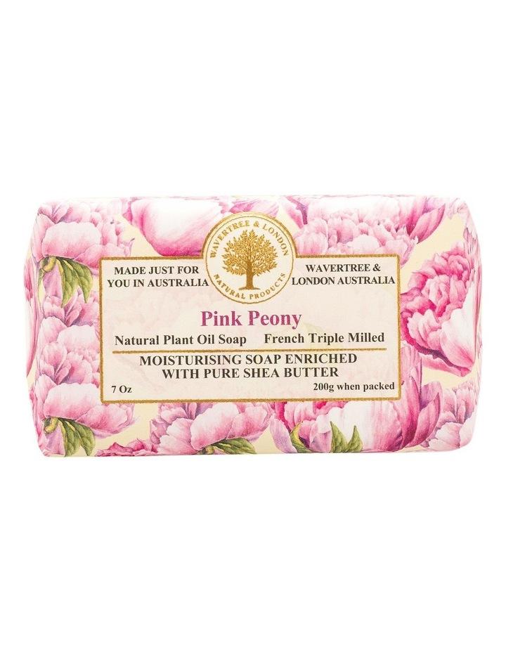 Pink Peony Soap image 1