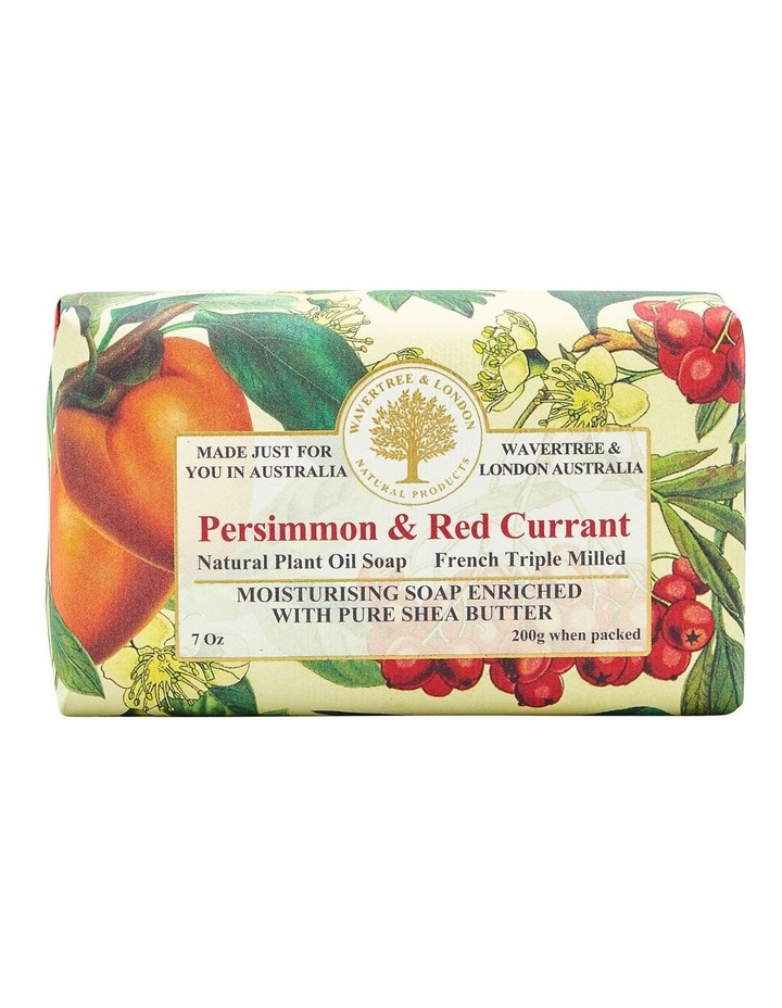 Persimmon and Red Currant Soap image 1