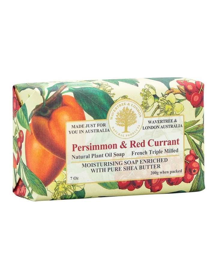 Persimmon and Red Currant Soap image 2