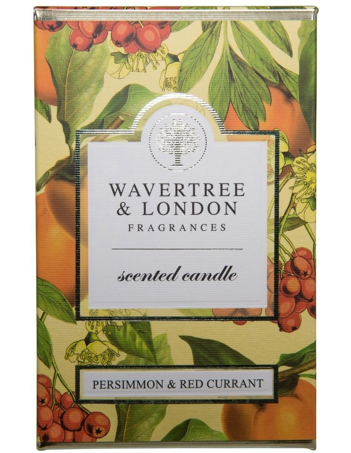Persimmon and Red Currant Candle image 2