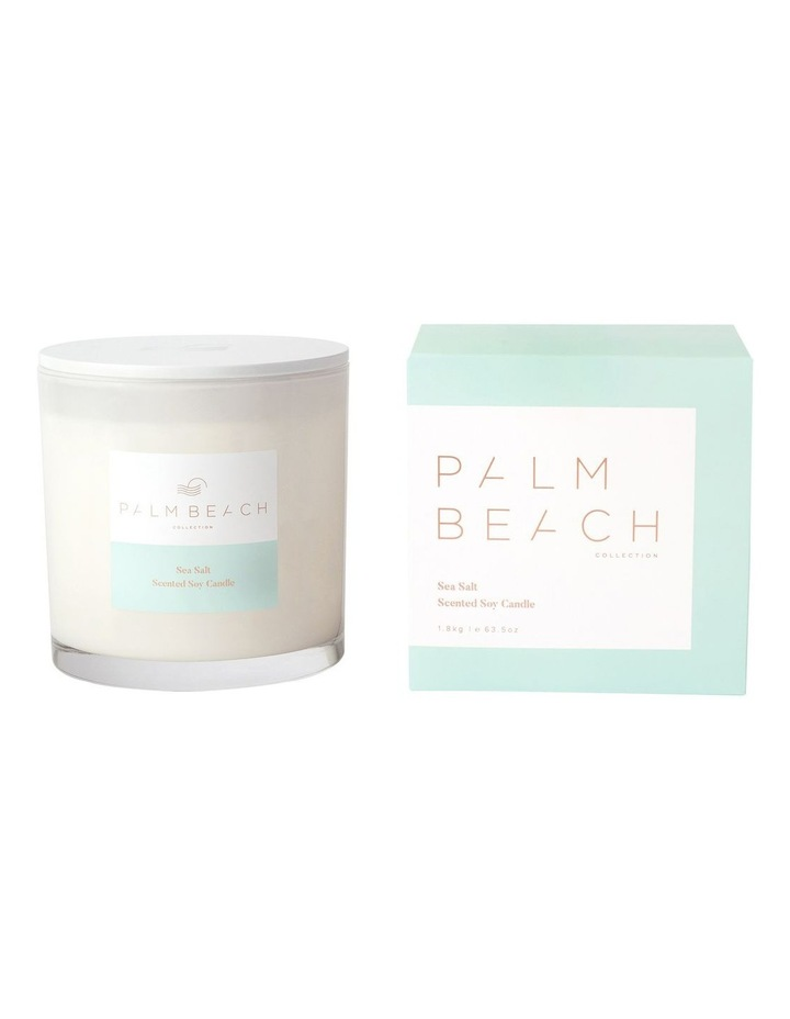 Sea Salt Deluxe Candle image 1